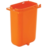 Fountain Jar 3 1/2 Qt (Orange)